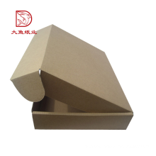 Factory OEM newest cheap display bulk custom clothing box