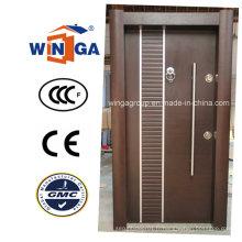 Porte de placage en MDF en bois classique en bois de style Turquie (W-T34)