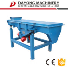 Sand and Gravel Vibration Screen / Linear Vibrating Sieving Machine