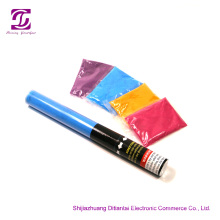 Party Poppers Smoke Confetti Cannon Holi Powder Shooter