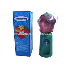 Cartoon Mini Water Dispenser with Strawberry Shape