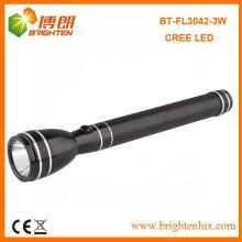 Heißer Verkauf exportierte mittlere Malaysia kühle leistungsfähige USA Cree LED Aluminium magnetische nachladbare super helle Taschenlampen-Fackel