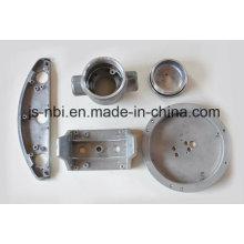 Алюминиевые тройники и штепсели литейной части