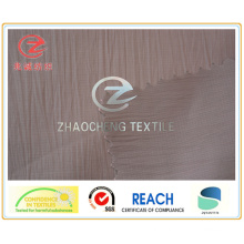 380t N/P Nylon Taffeta Fabric with Mimi Ribstop Style and PU Coating (ZCGF073)