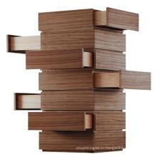Творческий деревянный Дисплей стенд/ практические Стеллаж (АД-130507)