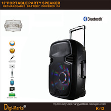 12′′ Jbl Portable Outdoor HiFi Built-in Amplifier Battery LED Speaker