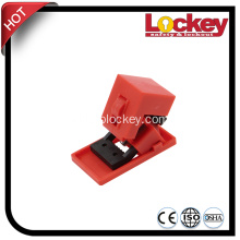 Clamp-On Circuit Breaker Lockout