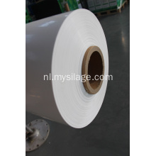 Witte kleur Silage Wrap Film High Tack