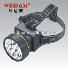 Cabeça da lâmpada LED