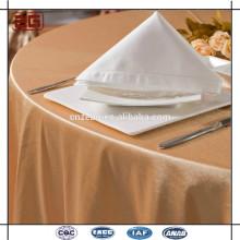 Venta al por mayor Elegante de algodón de lujo puro de color sólido Higiene Hotel Servilletas de mesa a granel