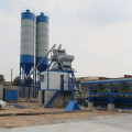 Mini Self Loading Concrete Batching plant mixer matchine