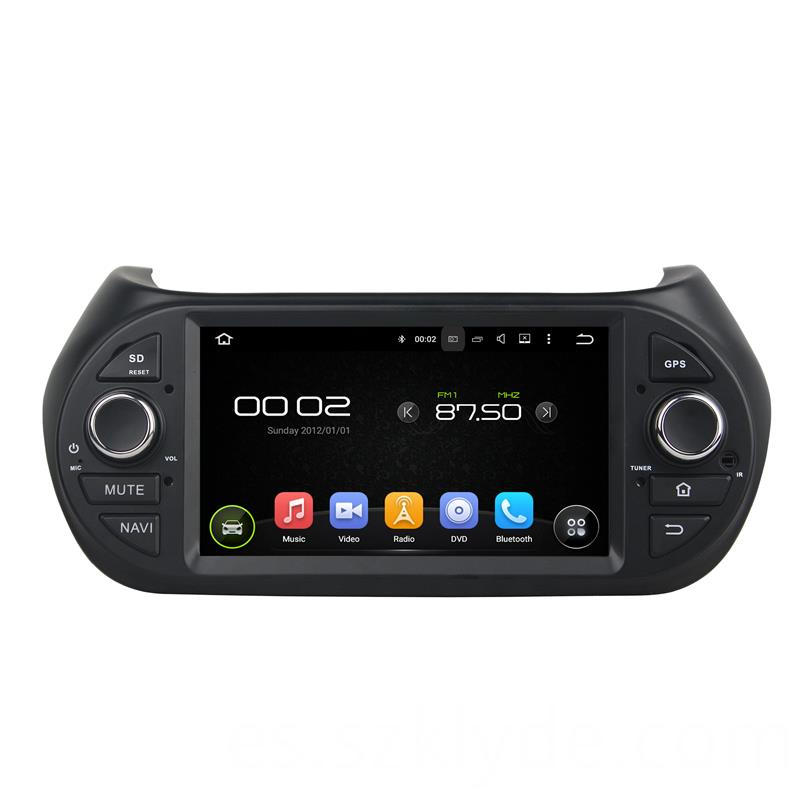 Fiat Fiorino navigation systems (1)