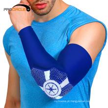 Compressão Esporte Proteção Sleeve Cotovelo Suporte Brace