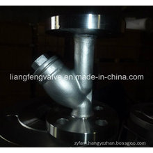 Y-Strainer Flange End Carbon Steel