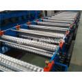 QJ corrugado máquina formadora de rollos de chapa metálica galvanizada
