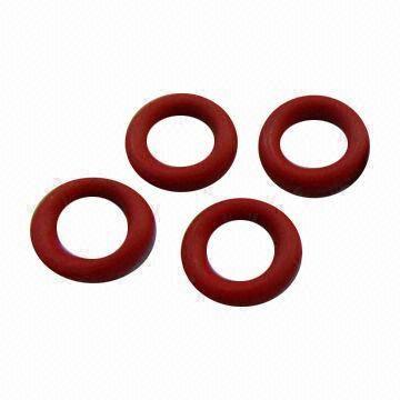 10Pcs USA KF40 Oil Resistant Fluorine Rubber Sealing O-Ring Centering ring