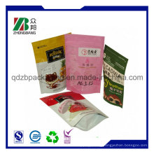 High Quality PE/PVC/HDPE/LDPE Plastic Bag with Zipper