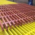 GRP/FRP Grating / Gratings Panel/FRP Custom Pultruded Grating