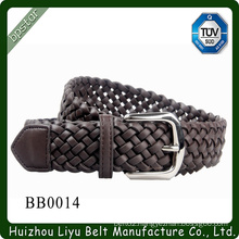 Latest Design Tan Braided Girls Belt