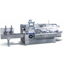 High Speed Continuous ALU-PVC Blister Cartoning Machine