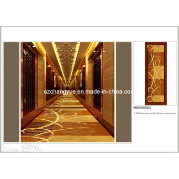 High Quality Inkjet Polyamide Wall to Wall Carpet for KTV