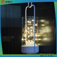 Yellow Color LED Copper Wire String Light