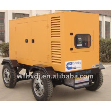 8KW to 1500KW trailer generator