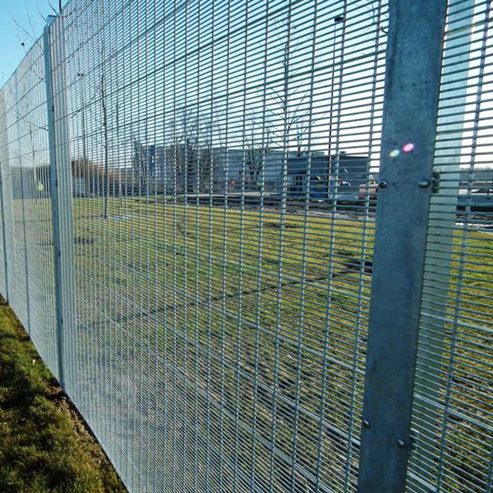 358 High Security Welded Panel Fencing China Manufacturer