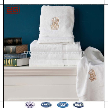 Custom Logo Embroidery 32s 100% Cotton Salon Towels Wholesale