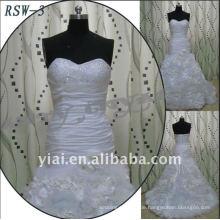 RSW-3 2011 heißer Verkaufs-neuer Entwurfs-Dame-modernes elegantes kundengebundenes reales Ballkleid-Brautkleid