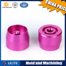 Nivel superior Crazy Selling pequeñas piezas de metal cnc mecanizado