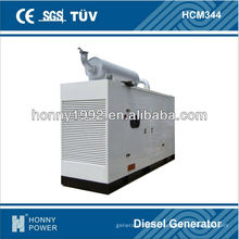 250KW 312.5kVA 60Hz Quiet Enclosure Diesel Power Generator