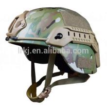 Casque pare-balles balistique de niveau militaire kevlar léger 3a