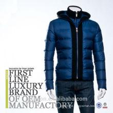 2016 New Fashion Italy Style Men Winter Coat