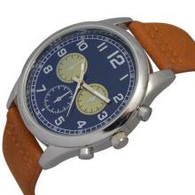 Neue Art Quarz Mode Edelstahl Uhr Hl-Bg-082