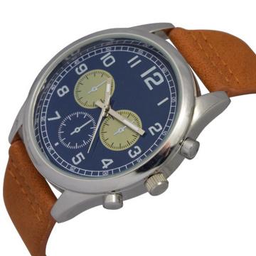 Relógio de aço inoxidável de moda de quartzo de estilo novo Hl-Bg-082