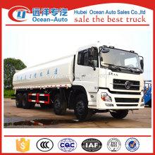 2016 Dongfeng Kinland diesel 8x4 25000 litros camión cisterna de agua