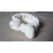 Bandoulière en laine de corail / Toile à cheveux / Toison à cheveux
