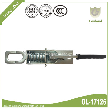 Light Duty Spring Loaded Over Center Gate Latch