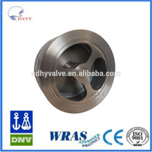 PN10/PN16 stainless steel non return valve with high quality