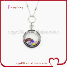 2014 Floating Locket Sterling Silver