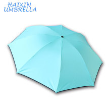 Newest Design Colorful China Factory Direct Sale Waterproof Royal Blue Wholesale Novel Fold Umbrella With Customer Logo