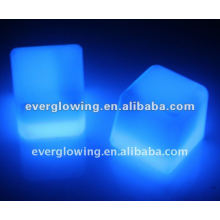 led flashing ice block
