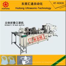 Automatische Ultraschall 2D / 3D Maskenmaschine