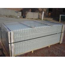 Panel de malla de alambre soldado / malla de alambre de metal / malla de alambre soldada