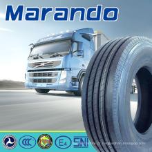 China Pneu 700R16 825R16 825R20 16Ply TBR Pneus de alta qualidade padrão de condução e padrão de direção