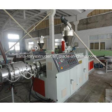 Machine en plastique d'extrusion de tuyau de PVC de haute qualité 50-110mm