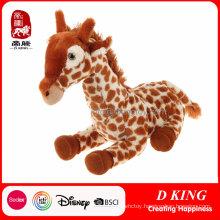 Customized Giraffe Plush Animal Stuffed Toys Hot Sale