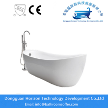 OEM/ODM Manufacturer for Offer Stand Alone Bathtub,Stand Alone Oval Bathtub,Stand Alone Modern Bathtub From China Manufacturer Custom made freestanding soaking tub supply to Poland Exporter