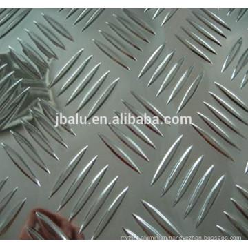 1050 1060 1070 embossed aluminum jacket plate several types optional